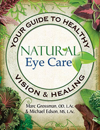 Natural Eye Care Your Guide to Healthy Vision and Healing book